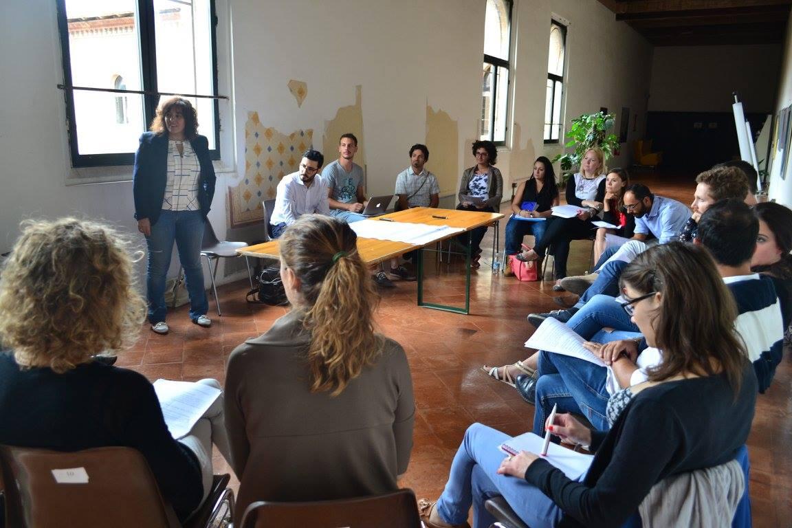 Anna Piacentini Coordinamento tavolo Formazione Cooperative