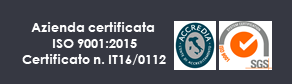 Certificazione ISO9001:2015 People3.0